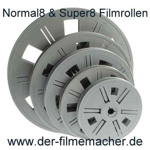 15m Super 8 Film auf DVD DIGITALISIEREN